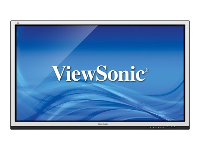ViewSonic 54.6 CDE5561T Full HD LED-LCD Touchscreen Display, Black