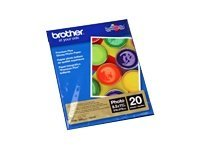 Brother Letter-size Glossy Photo Paper (20 Sheets)