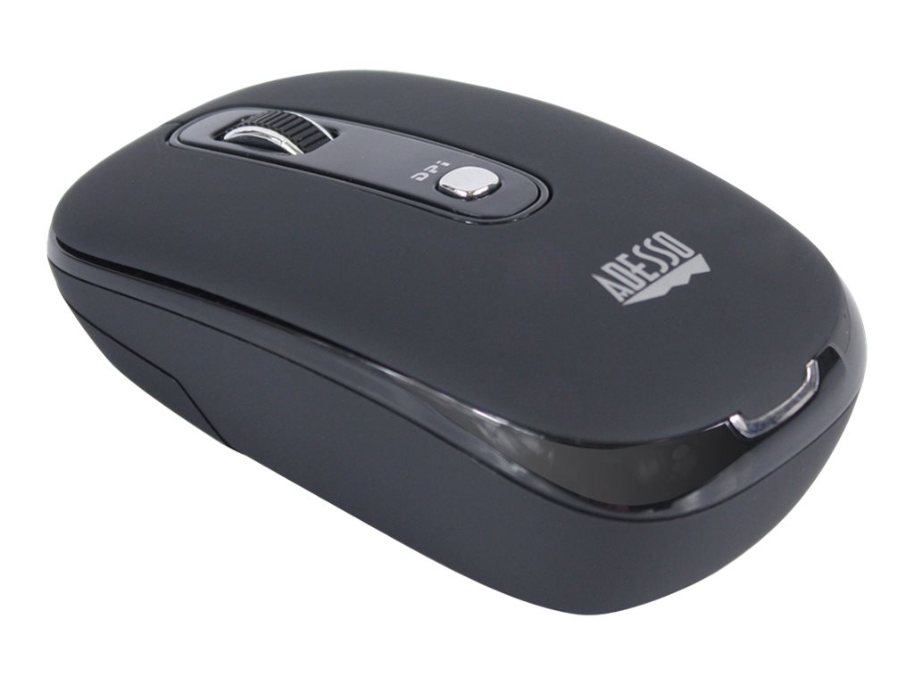 Adesso Mouse w  Tangle-Free Retractable USB Cable, IMOUSES4, 27567875, Mice & Cursor Control Devices