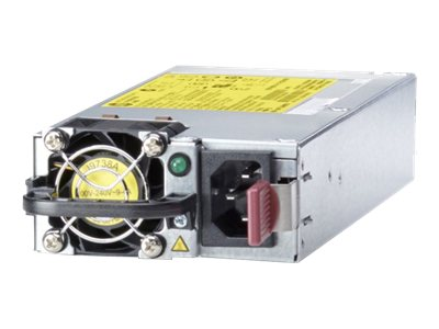 HPE X332 575W 100-240VAC to 54VDC Power Supply, J9738A#ABA, 15268131, Power Supply Units (internal)