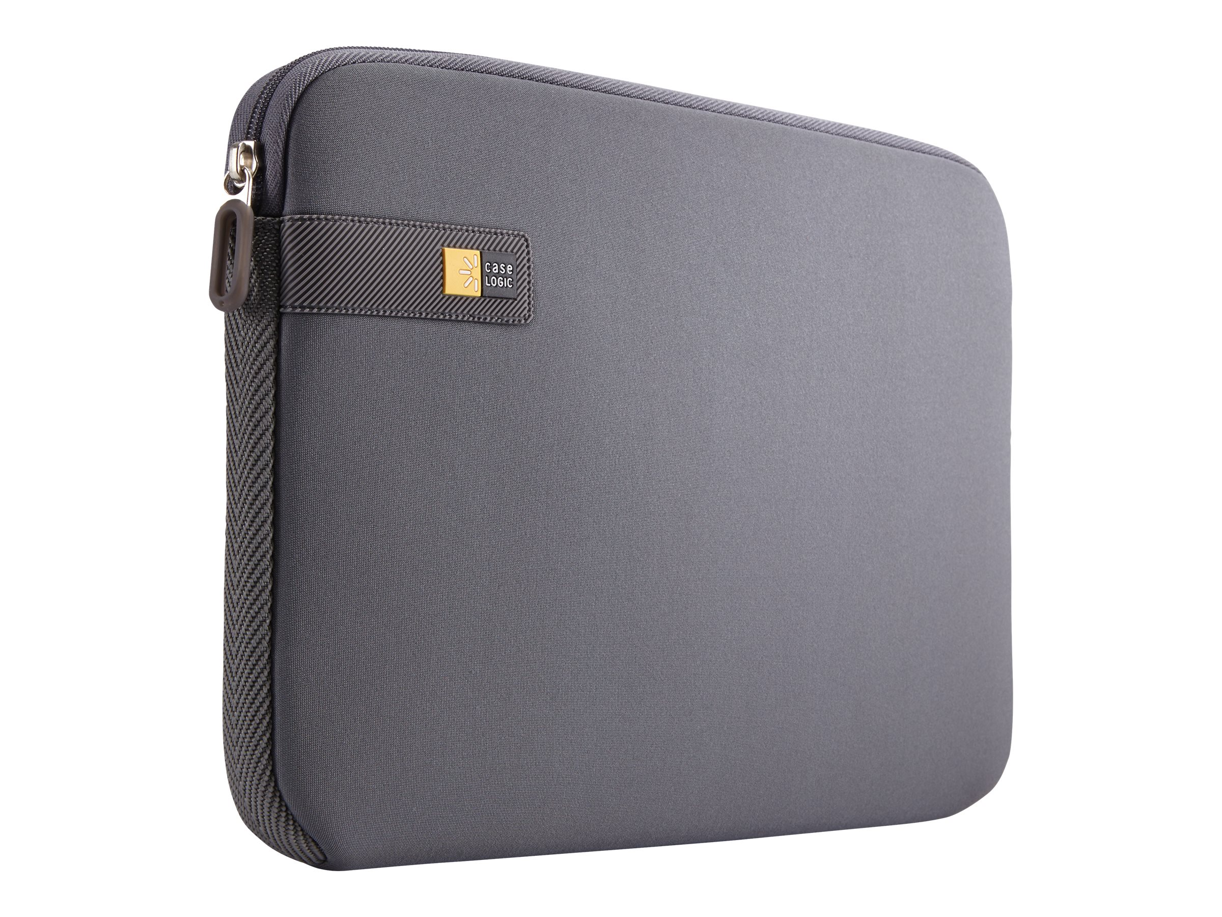 Case Logic Chromebooks Ultrabooks Sleeve 10-11.6, Graphite, LAPS-111GRAPHITE, 17365330, Protective & Dust Covers