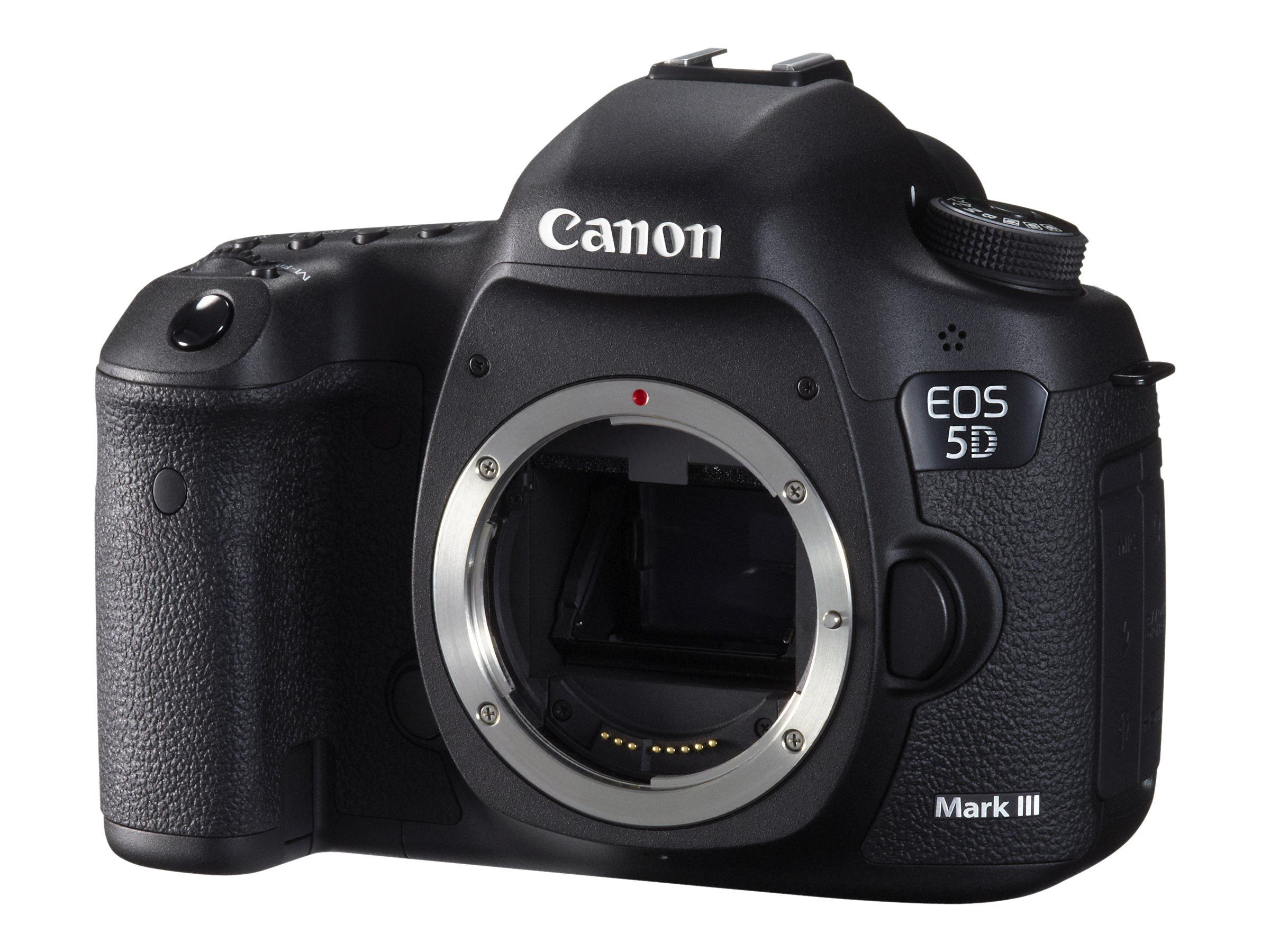Canon EOS 5D Mark III Digital Camera (Body Only), 5260B002, 13769441, Cameras - Digital - SLR