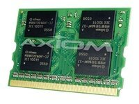 Axiom 256MB PC2700 DDR SDRAM MicroDIMM for Toughbook T2, W2, CF-BAU0256U-AX, 15441263, Memory