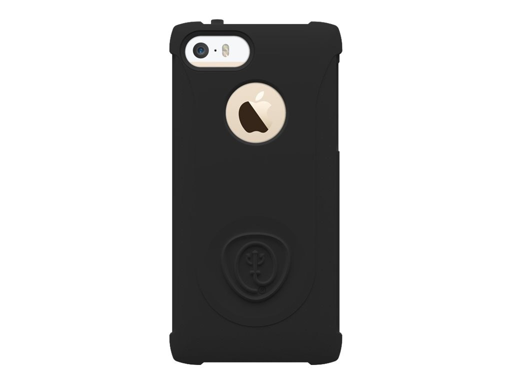 Trident Case Perseus AMS Case for Apple iPhone 5 5S, Black, PS-APL-IPH5S-BK