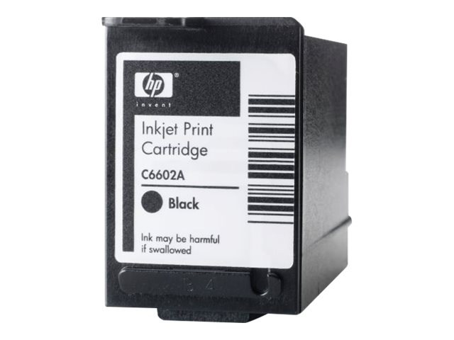 HP Black Thermal Ink Cartridge, C6602A, 305561, Ink Cartridges & Ink Refill Kits