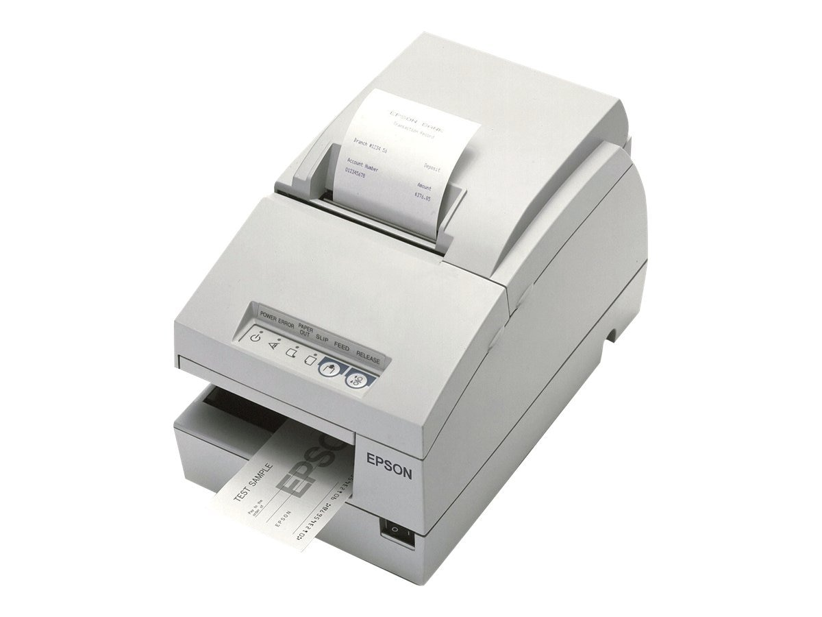Epson TM-U675 Multifunction Receipt Printer, C31C283A8941, 7341140, Printers - POS Receipt