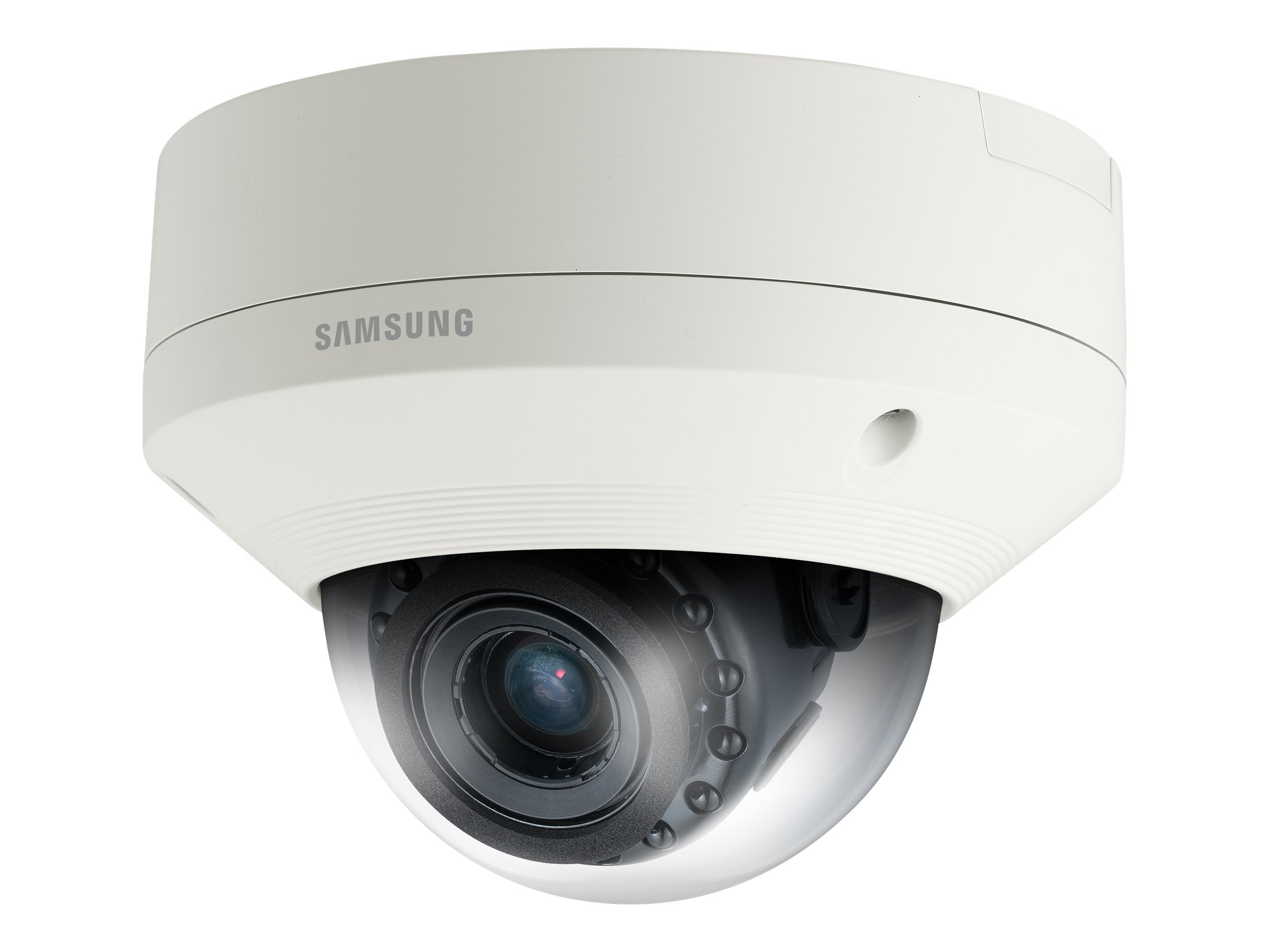 Samsung 2MP Full HD Vandal-Resistant Network IR Dome Camera, SNV-6085R, 31631438, Cameras - Security
