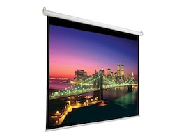 Draper AccuScreen Manual Projection Screen, 16:9, 106, 800004, 7439825, Projector Screens