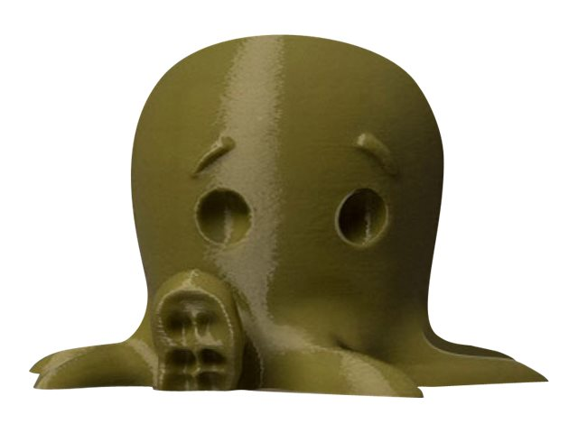 MakerBot Army Green PLA Filament Large Spool