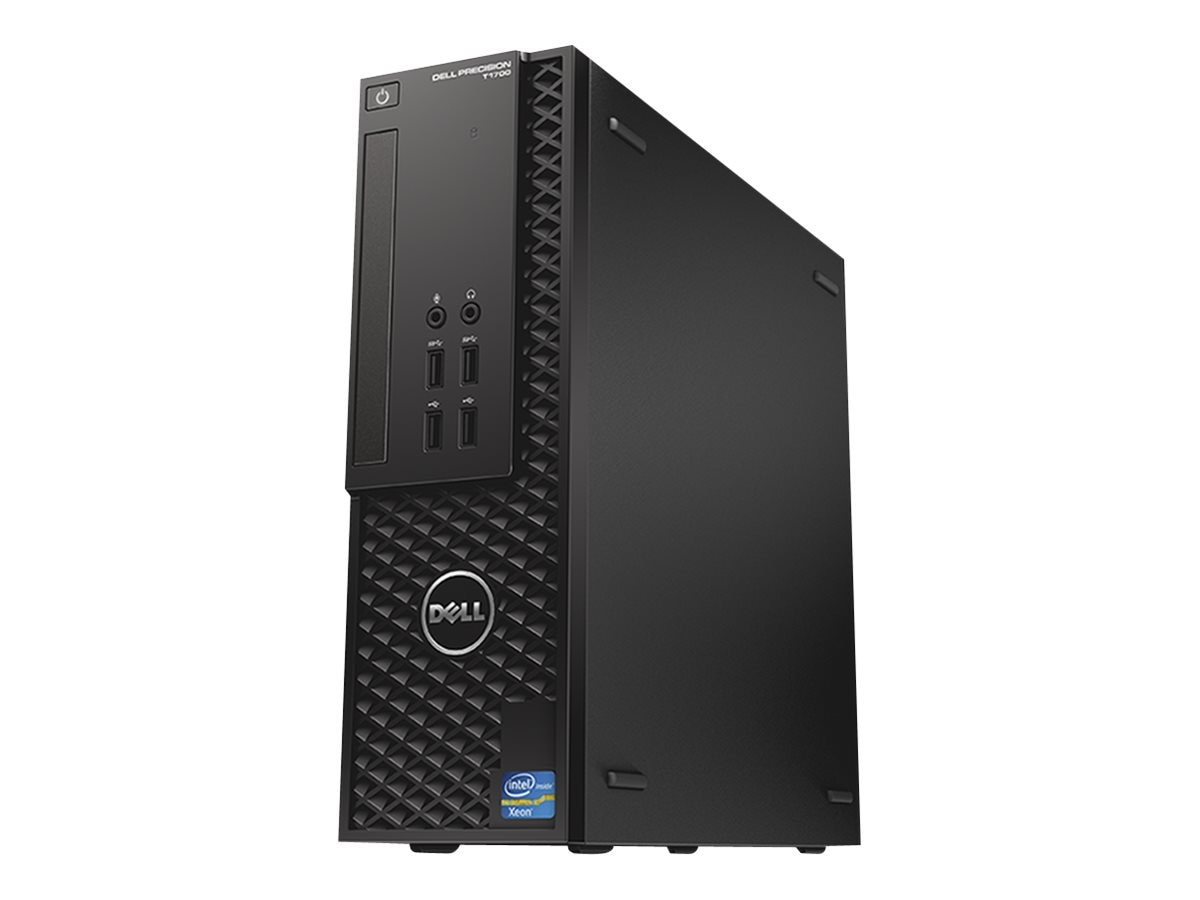 Dell Precision T1700 3.6GHz Core i7 Microsoft Windows 7 Professional 64-bit Edition   Windows 8.1 Pro, 462-9662, 18148046, Workstations