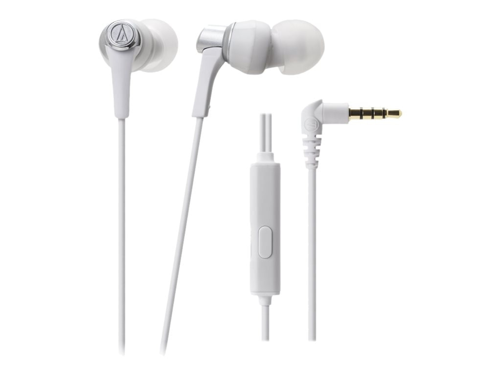 Audio-Technica SonicPro 9.8mm In-Ear Headphone - White