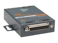 Lantronix 1-port RS232 422 485 ED1100002-01 AES SSH SSL, ED1100002-01