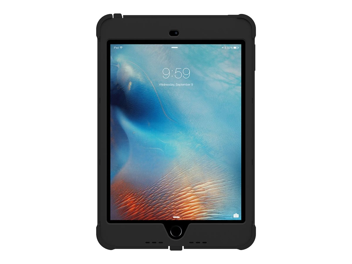 Trident Case Cyclops Case w  Sliding Case Stand - Black for ipad Mini4, CY-APIPM4-BKSLK, 31529337, Carrying Cases - Tablets & eReaders
