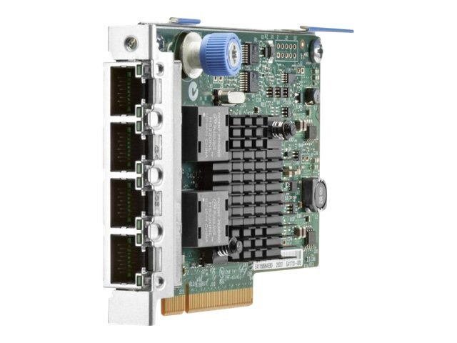 HPE Ethernet 1Gb 4-port 366FLR Adapter, 665240-B21, 15409562, Network Adapters & NICs