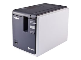 Brother PT-9800PCN Desktop Bar Code Network Printer, PT-9800PCN, 11124130, Printers - Bar Code