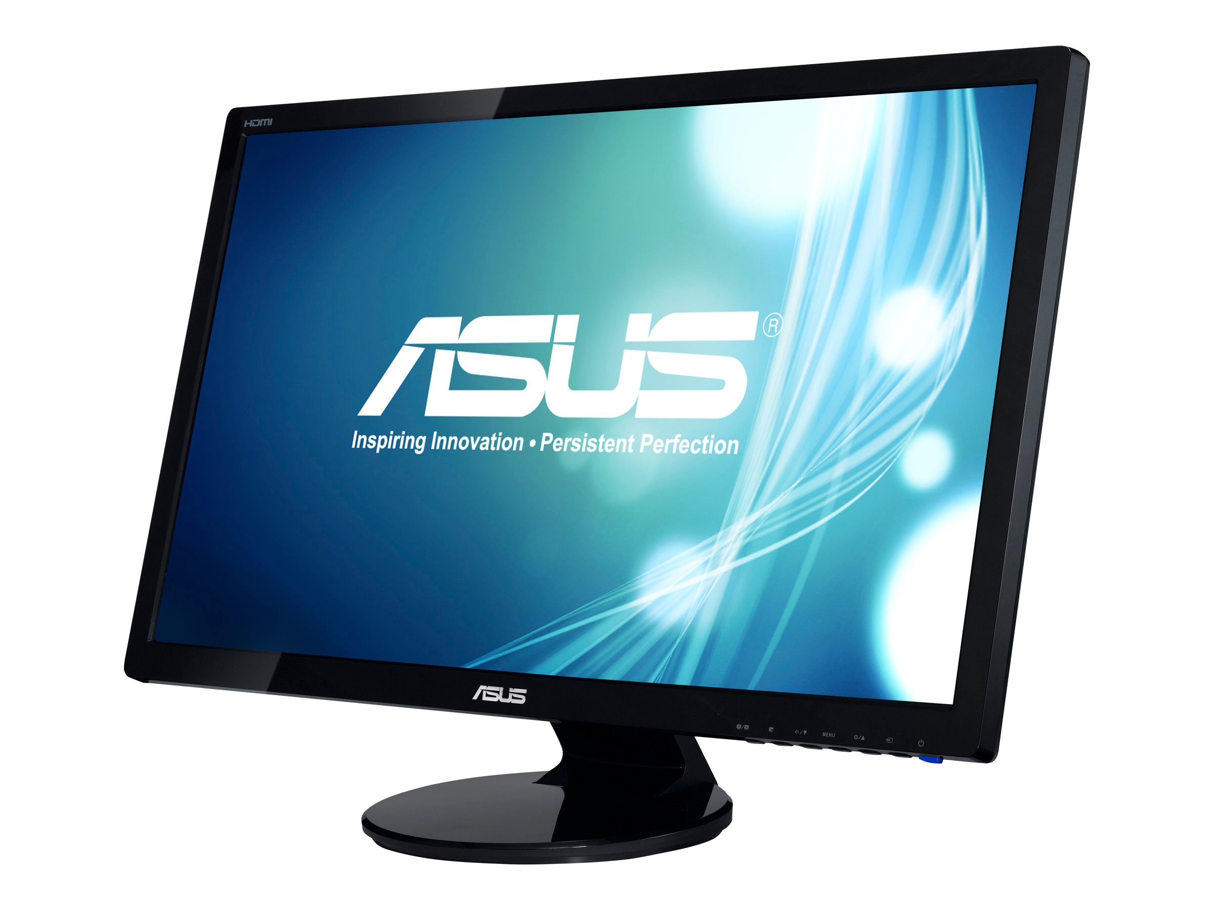 Asus 27 VE278Q Full HD LED-LCD Monitor with Speakers, Black