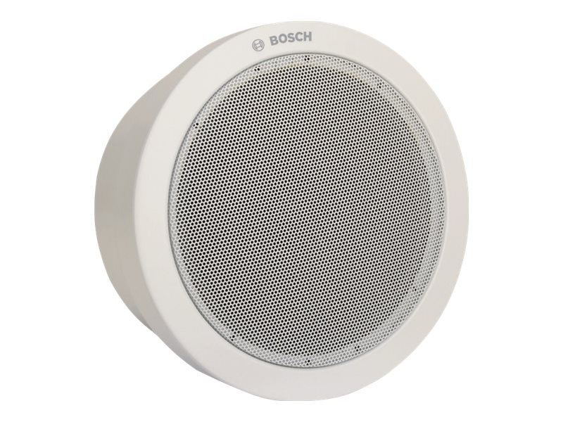 Electro-Voice 6W Metal Cabinet Loudspeaker, White, LB1-UM06E-1, 16060526, Speakers - Audio