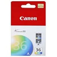 Canon Color CLI-36 Ink Cartridge for PIXMA mini260, 1511B002, 7221421, Ink Cartridges & Ink Refill Kits