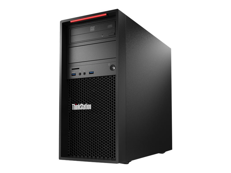 Lenovo TopSeller ThinkStation P300 3.6GHz Core i3 Microsoft Windows 7 Professional 64-bit Edition   Windows 8.1 Pro, 30AH000GUS, 17539467, Workstations