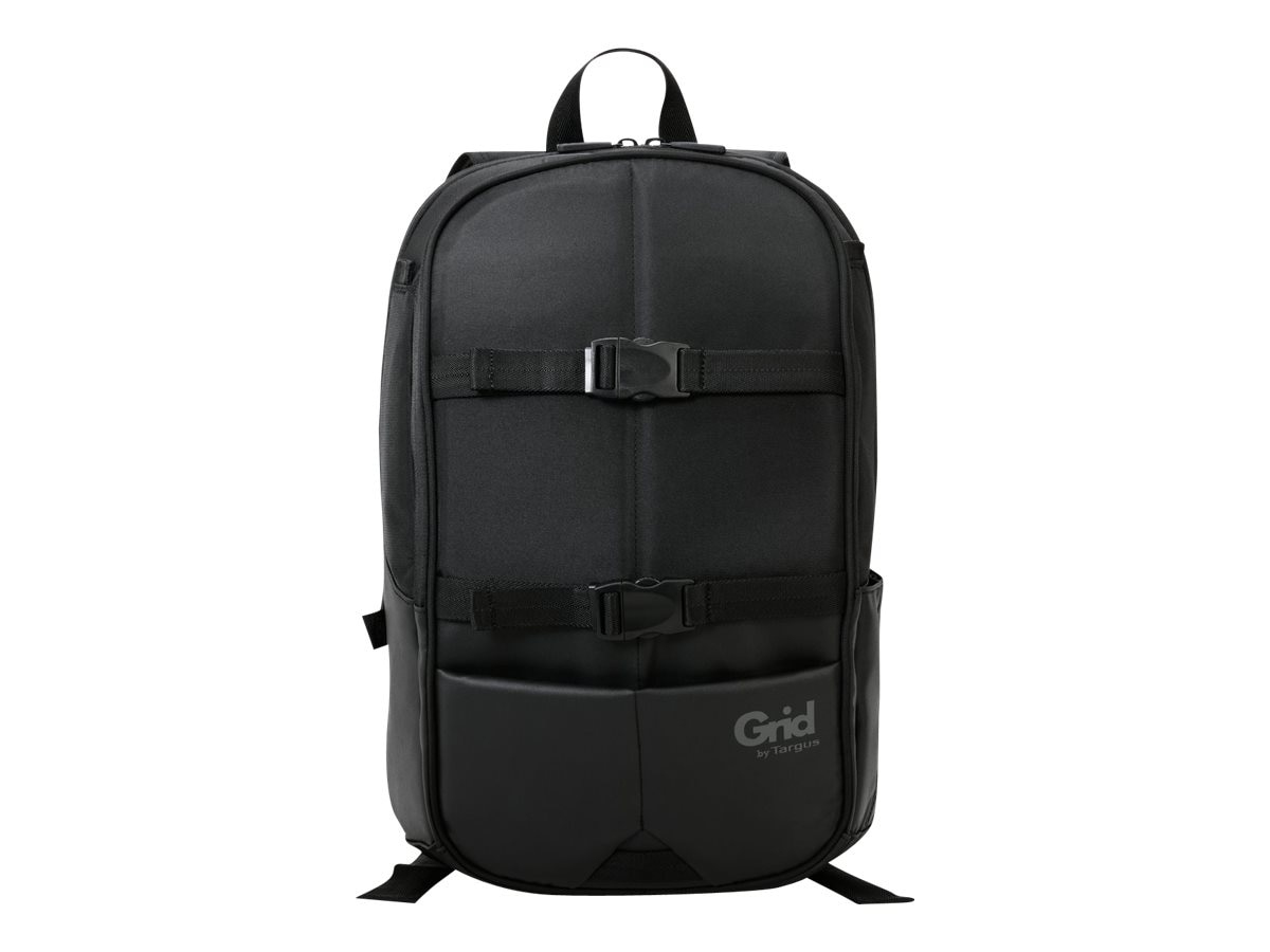 Targus Grid Backpack 15.6, Black, TSB859US