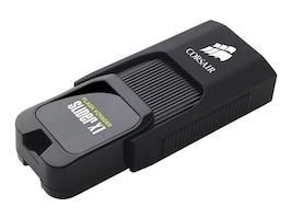 Corsair 32GB Flash Voyager Slider X1 USB 3.0 Flash Drive, CMFSL3X1-32GB, 18376188, Flash Drives