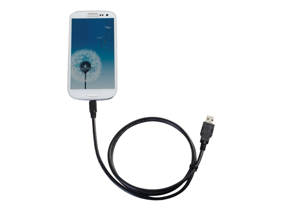C2G Samsung Galaxy Charge and Sync Cable, 6ft
