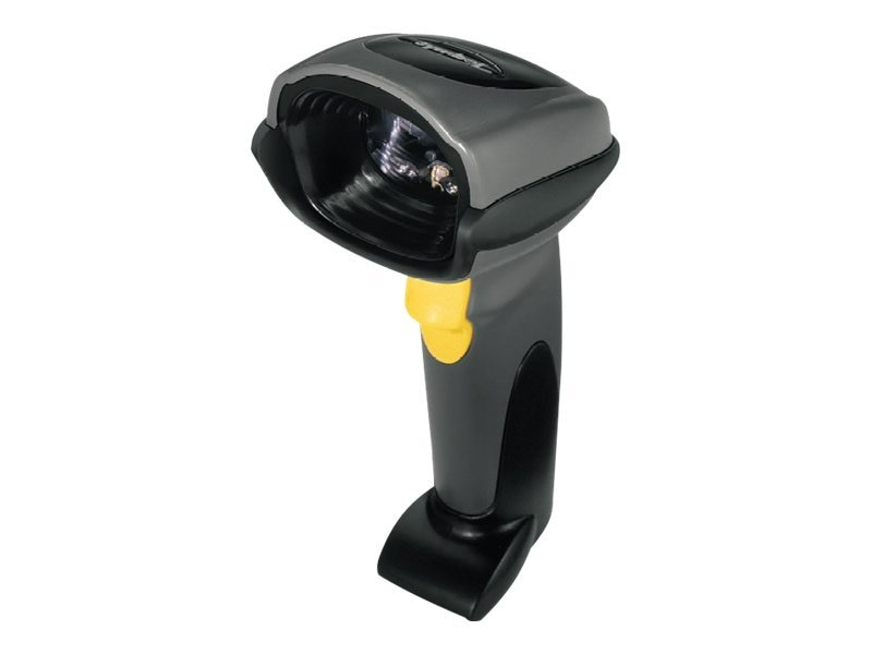 Zebra Symbol DS6708 DL Scanner Only, Drivers License Capability, Invision, Multi-I F, No Cabling, Black