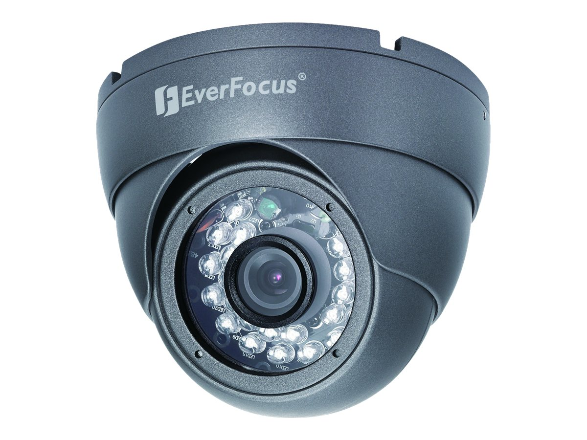 Everfocus 3-Axis High Resolution Camera, 700TVL, Outdoor