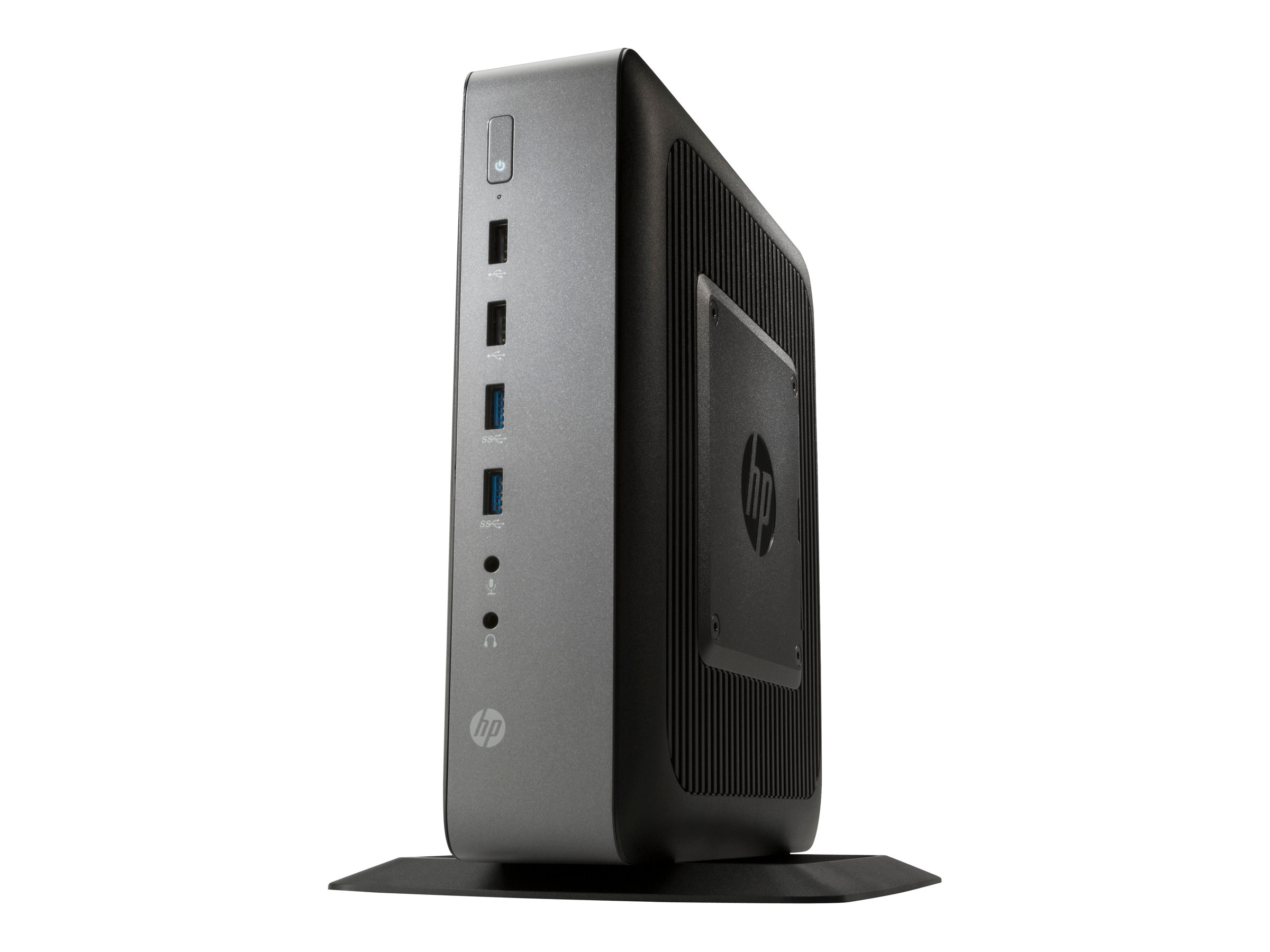 HP t620 PLUS Flexible Thin Client QC GX-420CA 2.0GHz 4GB RAM 16GB Flash HD8400E GbE WE864