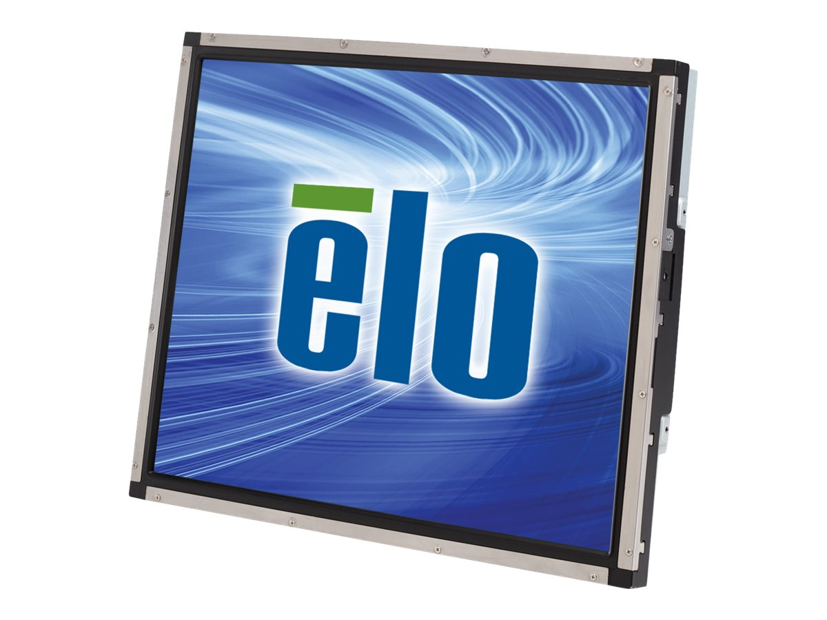 ELO Touch Solutions 19 1939L Open-Frame LCD Touch Monitor, Dual Serial USB Interface, E945445, 11222371, Monitors - LCD
