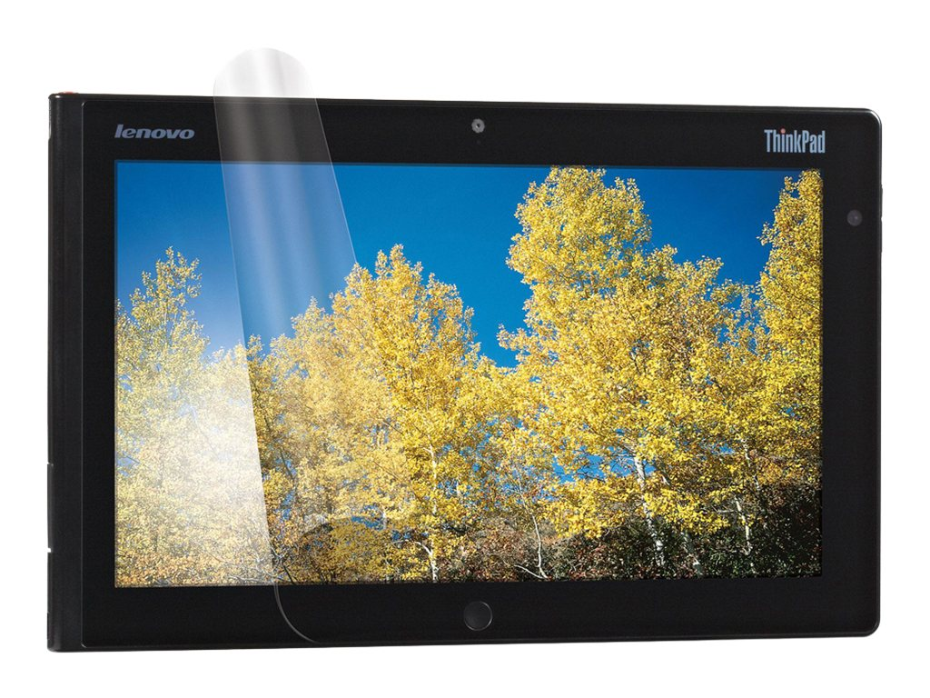 Lenovo ThinkPad Helix Anti-Glare Screen Protector, 4Z10A23289, 15550911, Glare Filters & Privacy Screens