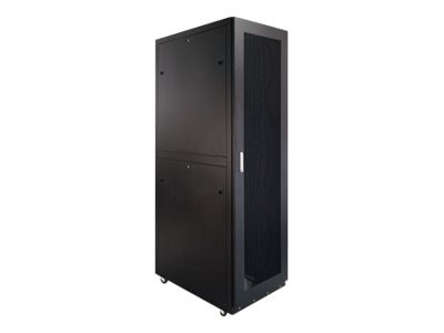 Supermicro SuperRack Frame 42U Enclosure 82.4h x 23.5w x 39.4d (1000mm), SRK-42SE-01, 13289667, Racks & Cabinets