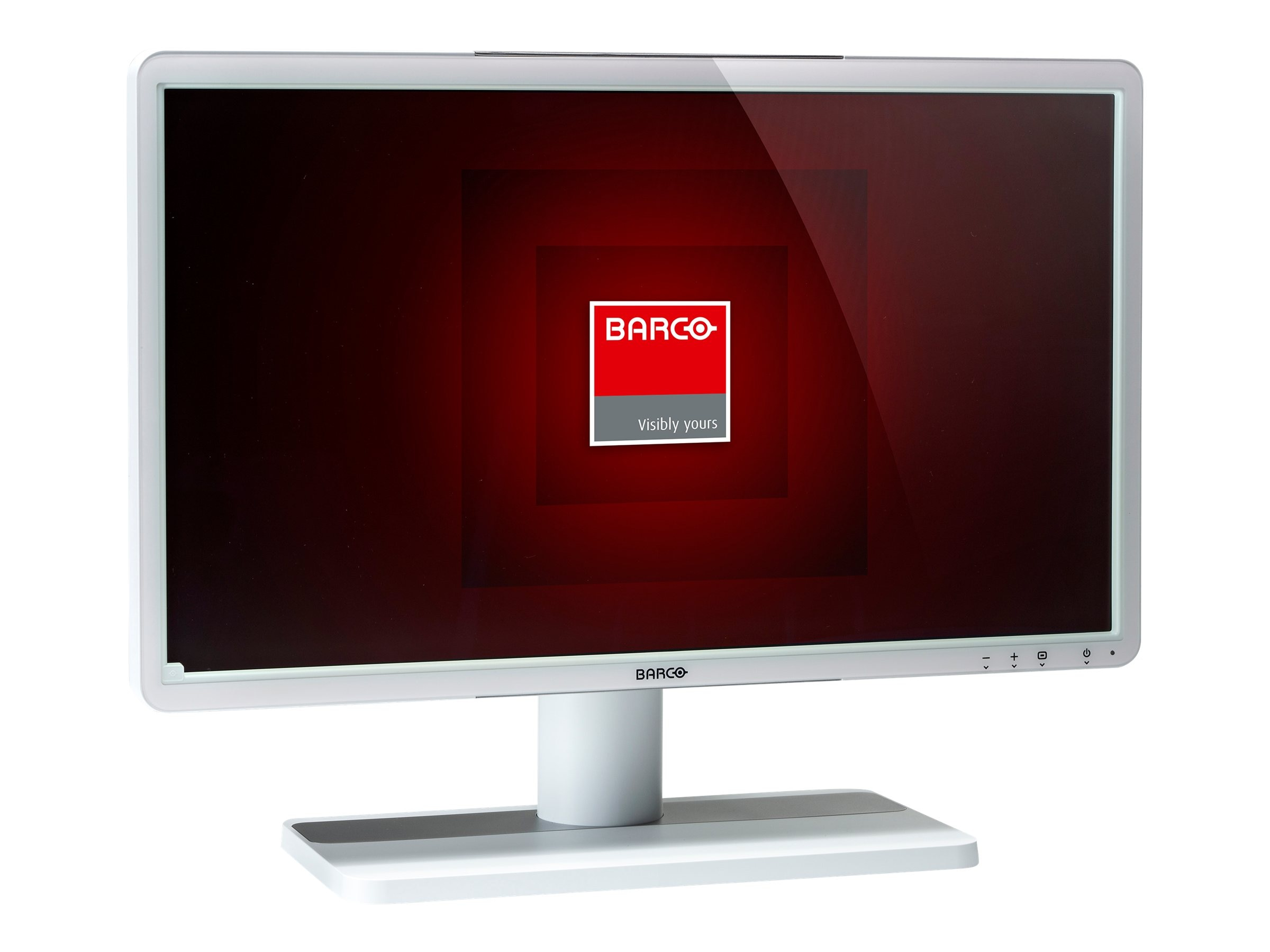 Barco 21.5 Eonis 2MP Full HD LED-LCD Monitor, White