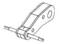 Lexmark Pick Arm Assembly for E238, E240, E340, E342, X203n, X204n, X340 & X342n Series