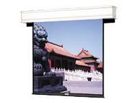Da-Lite Advantage Deluxe Electrol Projection Screen, Matte White, 4:3, 180