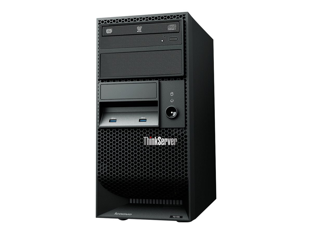 Lenovo TopSeller ThinkServer TS150 Intel 3.2GHz Core i3