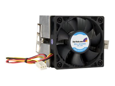 StarTech.com CPU Cooling Fan and Heatsink, 6cm, Aluminum, for Pentium AMD Thunderbird Duron, FANDURONTB