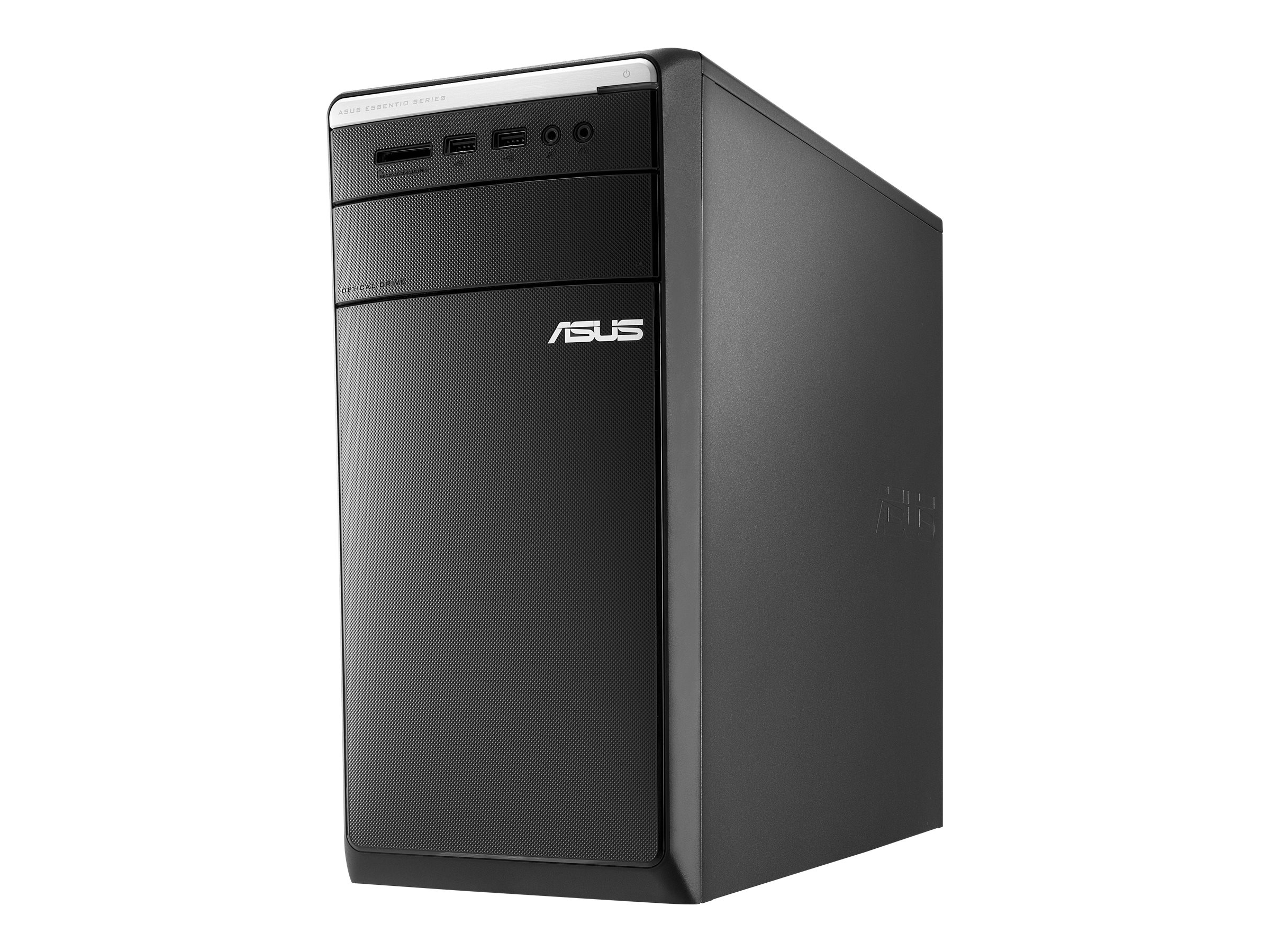 Asus M11AD-US010O Tower Core i5-4460 12GB 2TB DVD+RW GBe HD4600 W7HP, M11AD-US010O, 17599515, Desktops