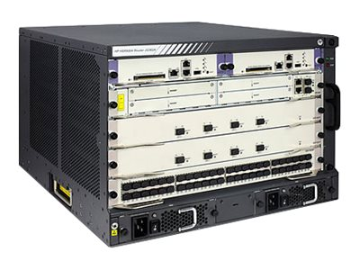 HPE HSR6804 Router Chassis, JG362B