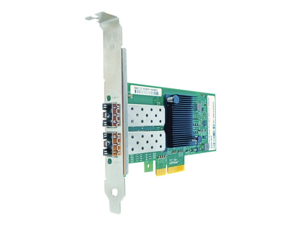 Axiom 2-Port 1Gbs SFP PCIe x4 NIC