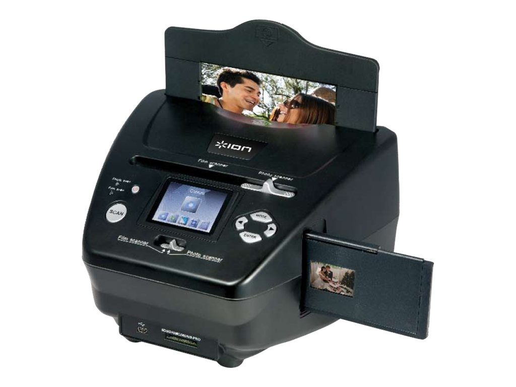 ION Audio Photo Slide & Film Scanner, PICS2SD, 18417998, Scanners