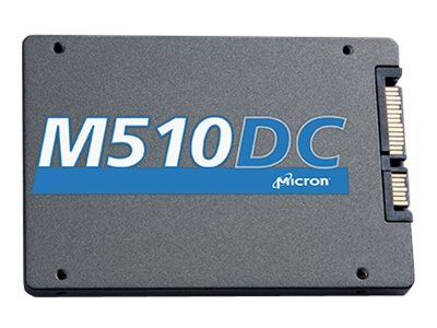 Crucial 800GB M510DC SATA 6Gb s 2.5 Enteprise Solid State Drive
