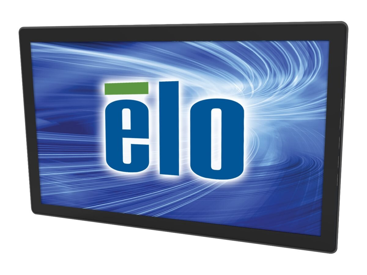 ELO Touch Solutions 23.6 2440L Full HD LED-LCD Projected Capacitive Monitor, Black, E000417, 18104086, Monitors - LED-LCD