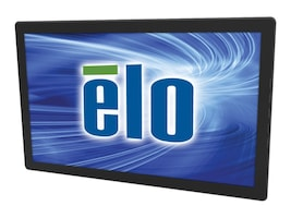 ELO Touch Solutions 23.6 2440L Full HD LED-LCD Projected Capacitive Monitor, Black, E000417, 18104086, Monitors