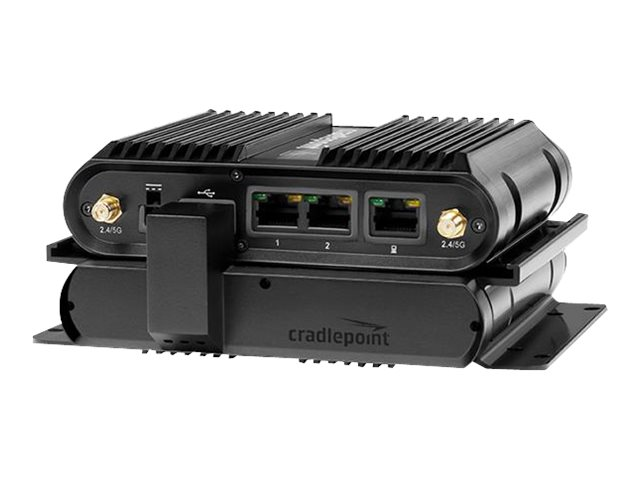 CradlePoint COR IBR1100 Series w Embedded LTE Modem, No WiFi (North America), IBR1150LP6-NA