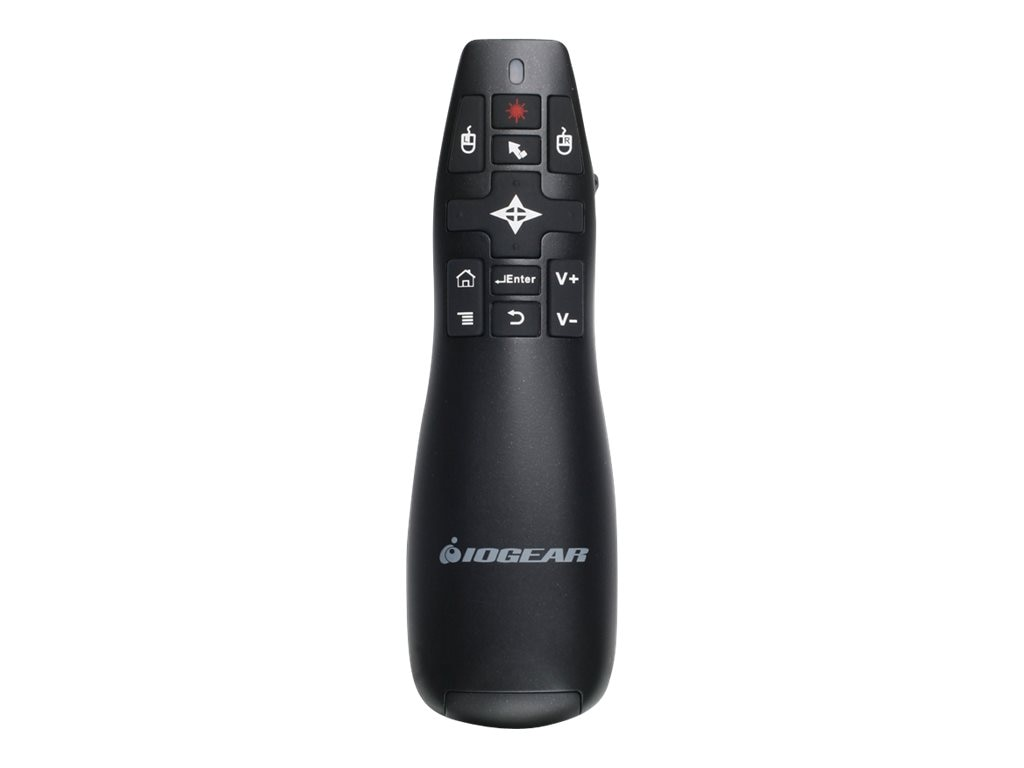 IOGEAR Gyro Presenter Mouse w  Red Laser, GME430R