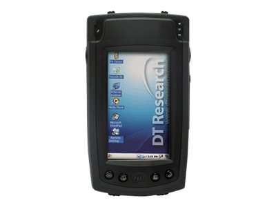 DT Research DT430SC 4.3 Outdoor-viewable POS Terminal, 800MHz CPU, 4GB 512MB, Win CE 6.0, MSR, 430SC-010, 17985782, Portable Data Collectors