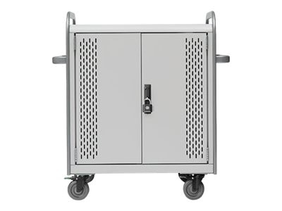 Bretford Manufacturing Pulse 20L Storage and Charging Cart, MDMLAP20-90D