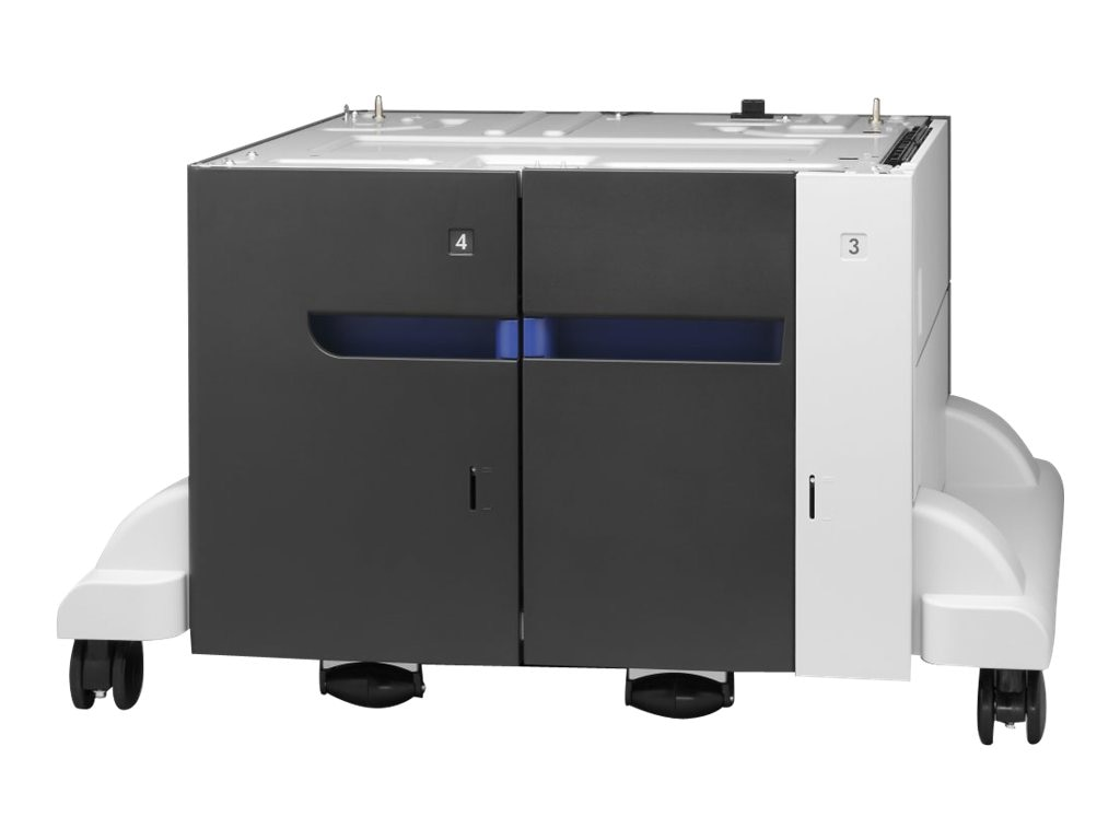 HP LaserJet 1x3500 Sheet Feeder & Stand for HP LaserJet Enterprise 700 color MFP M775 Series, CF305A, 14950752, Printers - Input Trays/Feeders