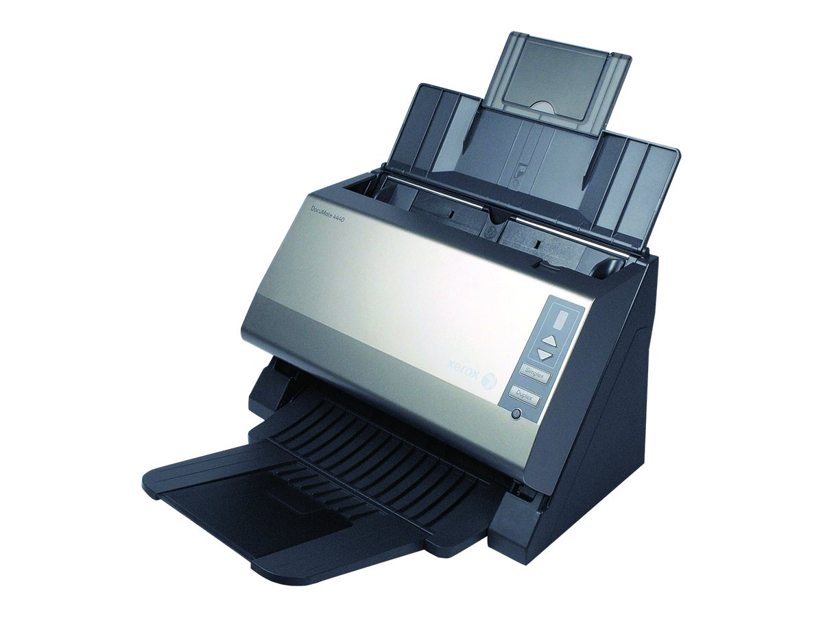 Xerox DocuMate 4440 Duplex Scanner, Double Feed Detection, ADF, TAA, XDM4440I-U